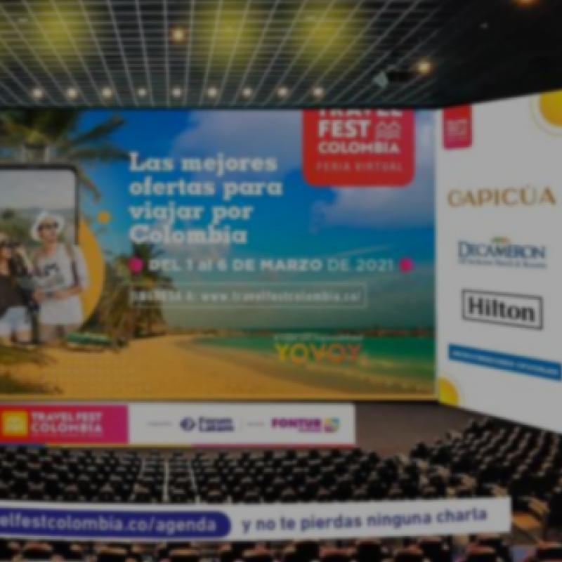 Capicúa, el paraíso cafetero, en Travel Fest Colombia